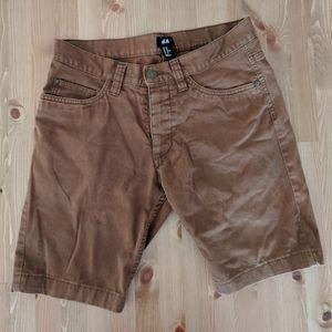 H&M mens shorts